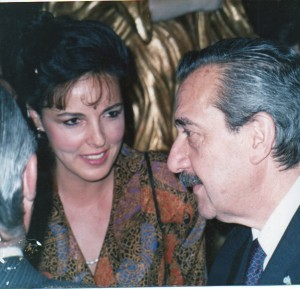 Raul Alfonsin, Luiza Rotbart